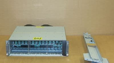 HP Drive Enclosure StorageWorks MSA30 Ultra14 Storage Array Shelf 123476-005