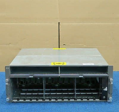 HP MSA1000 201723-B22 Smart Storage Array Enclosure, 2x 218960-B21 1x 411044-001