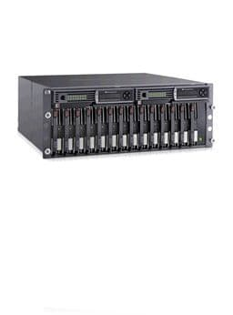 HP MSA50 Modular Storage Array 309814-001 2x 229202-001 MSA 50