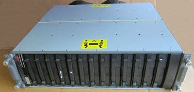 HP StorageWorks 14 Bay Hard Drive Storage Array W/ 1x 72.8GB SCSI HDD 302969-B21