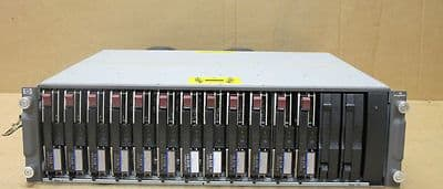 HP StorageWorks 3R-A4075-AA  MSA30 U320 Storage Array 6 x 72.8Gb, 6 x 146Gb