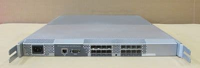 HP StorageWorks 4/8 Base SAN Switch A8000A 411839-001 HP-220E-R0000