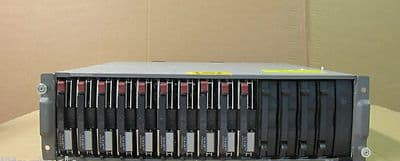 HP Storageworks 302969-B21 14-Bay Array 10 x 72.8Gb 10k Ultra320 SCSI