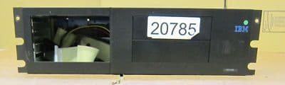 IBM 3551-002 NETRAID TAPE DRIVE RACK MOUNT ARRAY for back up of data