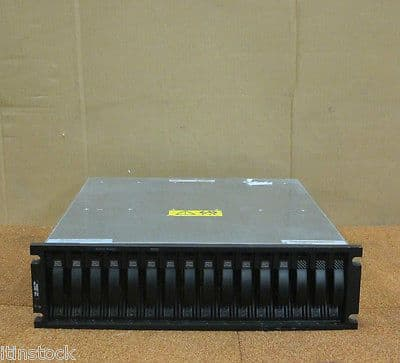 IBM DS4700 1814-70A - Hard Drive Enclosure 13 x 500GB + 2 x Controllers 39M5896