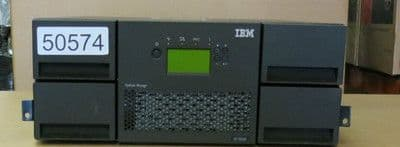 IBM System Storage TS3200 Tape Library Express with 2 x LTO-4 FC Tape drives
