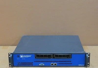 Juniper NSMXpress Network And Security Manager Appliance NS-SM-A-HA