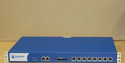 Juniper Networks NetScreen-208 Advanced Network Security Firewall NS-208B-003