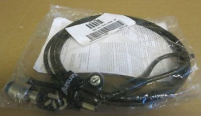 Kensington Security Cable For Computer Equipment - P/N 0N6060