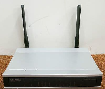 Lancom Systems 1821N Wireless ADSL WLAN VPN Router