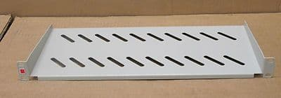 """Lindy 1U Cantilever Shelf  200mm  for use in 19"""" Rackmount Enclosure P/N:29960"""