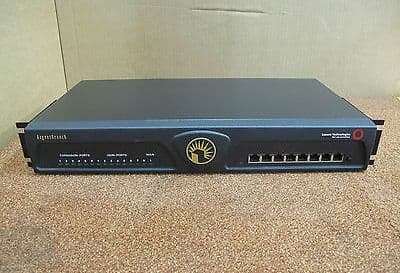 Lucent ArgentBranch 8-Port 10/100Mbps Expansion, 6-Port ISDN Access Router