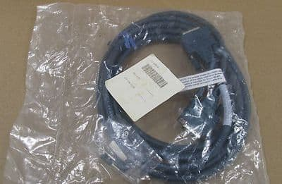 New 3 Meter 10' Cisco Male DB-60 to Male DB-15 Cable 72-0789-01 CAB-X21MT