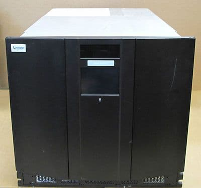 Overland NEO 4000 Tape Library 10300075-001 4 x Ultrium LTO 3 Tape drives 192TB