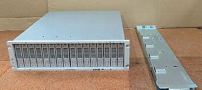 Sun StorageTek 6140-CU-2GB/4PT Hard Drive Expansion Array 6140 6100 16 x 146GB