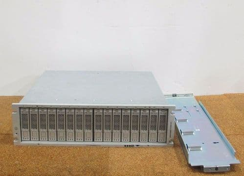 Sun Storagetek CSM200-EU 16 Bay Fibre Channel Array, 16 x 300GB,15K 594-4600-01