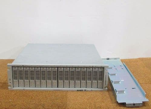 Sun Storagetek CSM200-EU 16 Bay Fibre Channel Array, 16 x 300GB,15K 594-4601-01