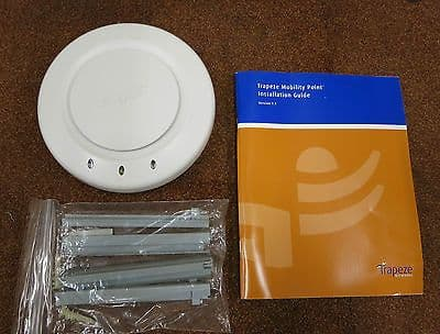 TRAPEZE MP-252 Wireless Access Point 5GHZ/2.4GHZ 802.11