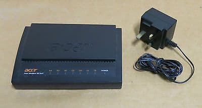 Acer Modem 56 Surf AME-AE01 AG.SURFM.EA1 Electrical Equipment