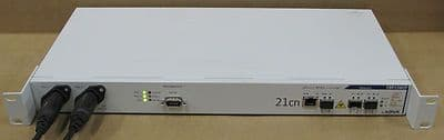 Adva FSP150CP Gigabit Ethernet Optical Fibre Access Device, P/n 0078993005