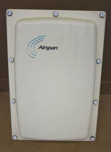 Airspan ASN 700 Wireless Internet Router With Integrated Antenna IEEE 802.11a