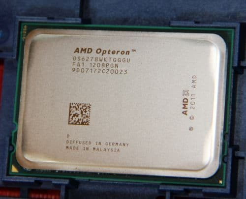 AMD OPTERON 16 CORE PROCESSOR 6278 2.40GHZ 16MB L3 CACHE CPU OS6278WKTGGGU