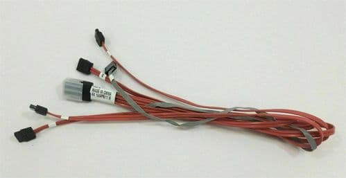 Amphenol CB-00079-02-A-R REV A SAS/SATA Data Cable Mini CAB 7