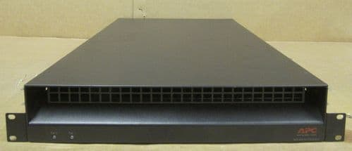 APC ACF202BLK Rack Side Air Distribution 2U 208V/230V 50/60HZ