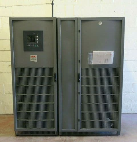 APC MGE 5000 Galaxy G5TU100H 100kVA 80Kw 3 Phase UPS Battery Backup Power
