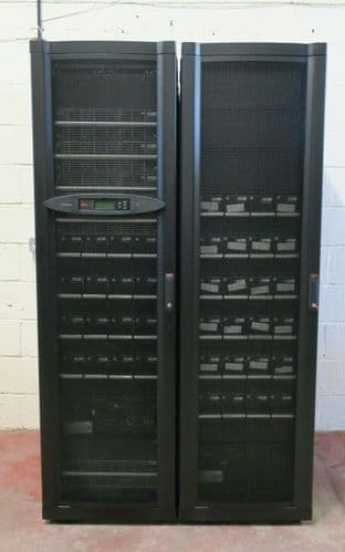 APC Symmetra PX 40kVA 40Kw 3 Phase UPS Power Management 40 x Battery Modules