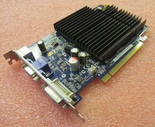 ASUS EN8500GT SILENT MAGIC/HTP/512M PCI-e 1.0 x16 512MB Graphics Card