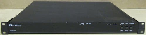 Atlona AT-HDCAT-4 2x 4 HDMI To HDBaseT Distribution Amplifier Auto Switching