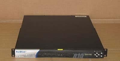 Blue Coat ProxySG 810 Proxy SG810-25-PR SG05 Appliance Accelerator Bluecoat