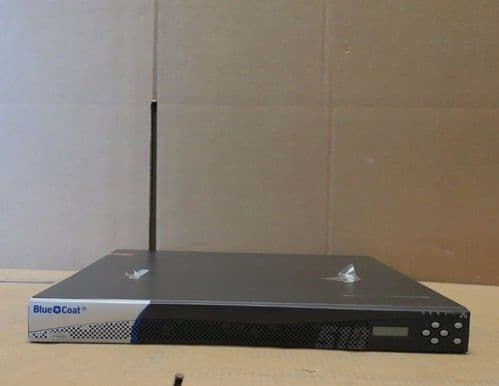 Bluecoat ProxySG 510 SGOS 6 MACH5 Edition - Security Appliance 1U With Licenses