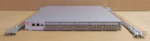 Brocade 5100 HD-5140-0008 40-Port Active 8Gb FC SAN Switch + Licenses & SFP's