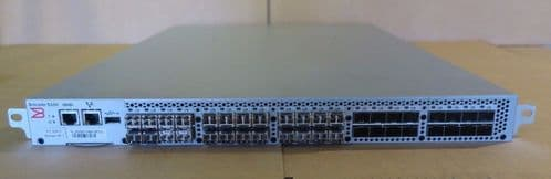 Brocade 5100 SM-5120-1000 40-Port 8Gb Fibre Channel SAN Switch 24-Port Active