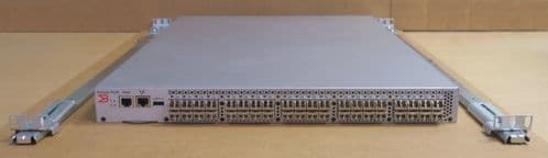Brocade 5100 XHD-5120-0000 40-Port Active 8Gb Fibre Channel SAN Switch +Licenses