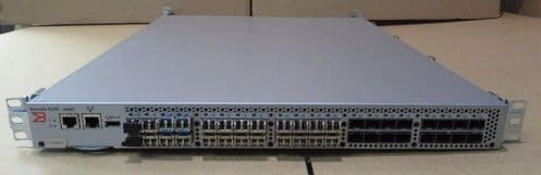 Brocade 5120 5100 SM-5120-1000 40-Port 8GB Fibre Channel Switch 24 Ports Active