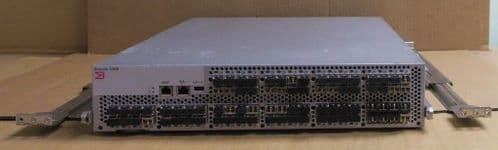 Brocade 5300 5340 80-Port Active 8Gb FC Switch HD-5340-1008 + Licenses + SFPs