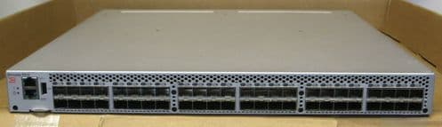 Brocade 6510 16GB Fibre Channel Switch 24-Port Active NA-6510 16GB/s 16GBps