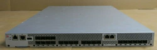 Brocade 7800 FC Fabric Extension Switch HD-7800F-0002 All Ports Active +Licenses
