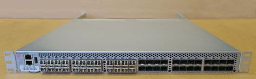 Brocade BR-6510 16Gb Fibre Channel Switch 24 Active Licensed Ports 16GBps 16GB/s
