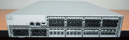 Brocade EMC DS-5300B 5300 48 Port Active 8Gb FC Switch EM-5320-0008 BR-5320 +SFP