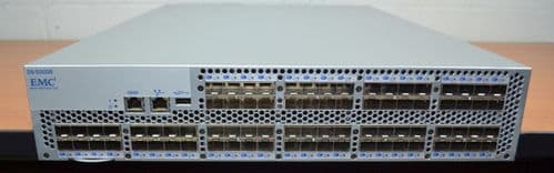 Brocade EMC DS-5300B 5300 80 Port Active 8Gb FC Switch EM-5320-0000 + LIcenses