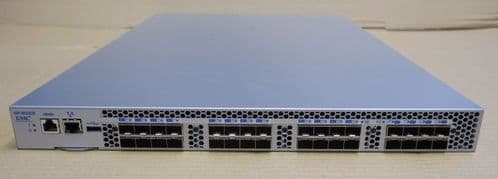 Brocade EMC MP-8000B 32 Port Active 24 x 10GbE/FCoE 24 x 8Gbps Fibre Switch