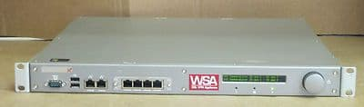 Celestix WSA SSL VPN Appliance Scorpio X 4D508 Security Rackmounted