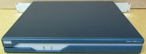 Cisco 1841-ADSL 1800 1841 Integrated Services Router 10/100 Ethernet 32MB Flash
