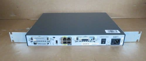 Cisco 1841 Integrated Services T1/E1 Router  WIC-1T Serial WAN Interface Card
