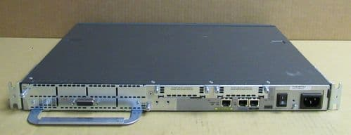 Cisco 2610XM Ethernet Router 10/100 Mbps 32Mb 1U + 1x PRI-1CE1B Network Card