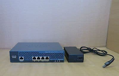 Cisco AIR-CT2504-K9 - 2500 Series Wireless Controller With 30 AP License
